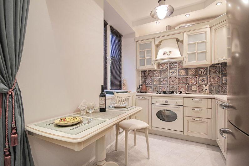 Как сделать маленькую кухню уютной и функциональной подскажет Edelwood