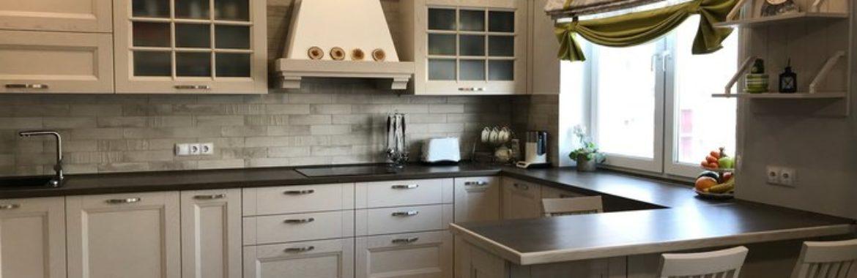 «Знакомые не понимали, зачем так долго возиться с ремонтом». История на конкурс «Моя кухня — 3» от ГеосИдеал